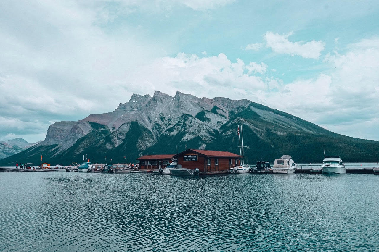 Things to do in Banff - Lake Minnewanka