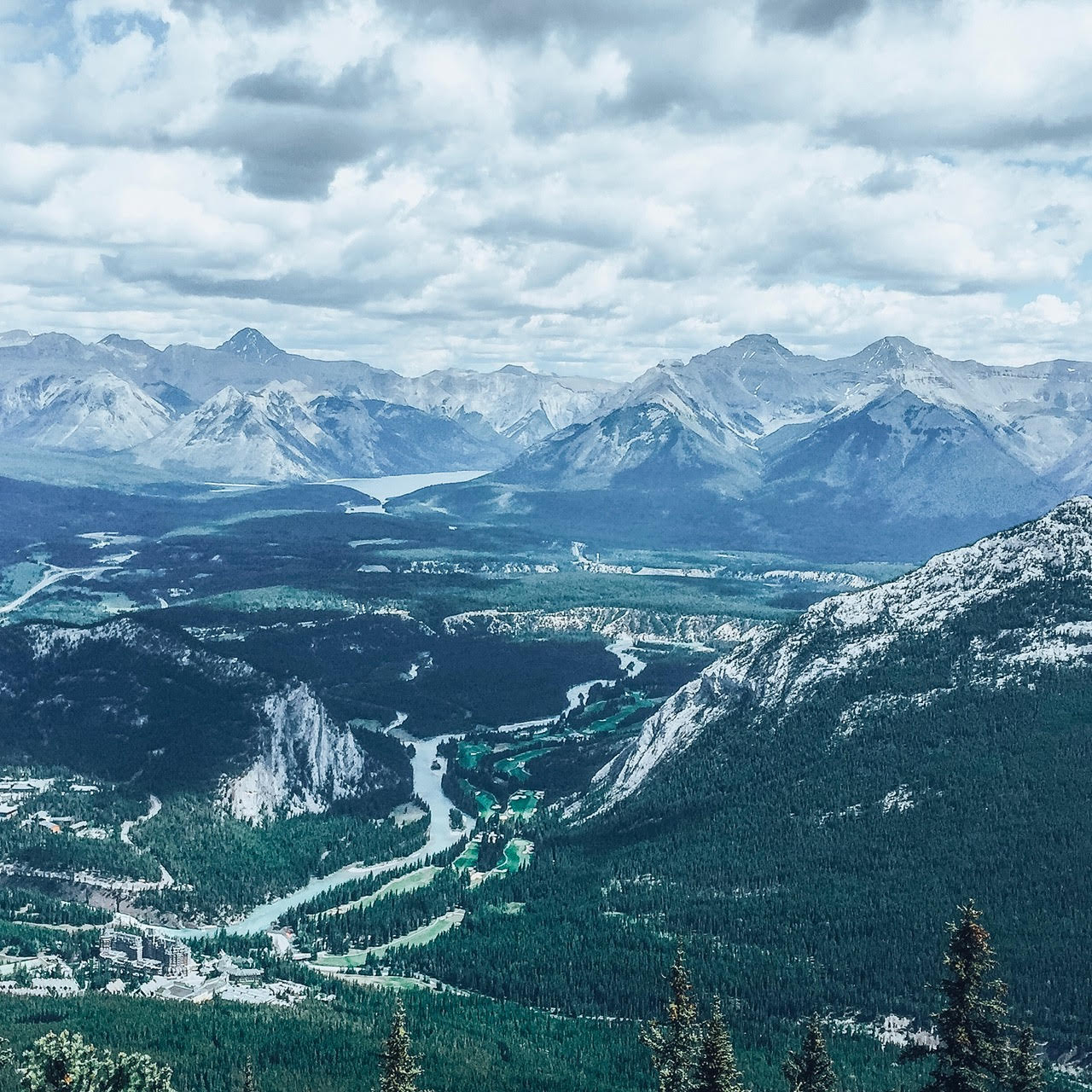 Things to do in Banff- Sulphur Mountains