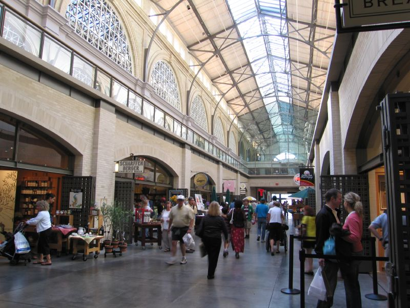 Things to do in San Francisco - Ferry Building Marketplace