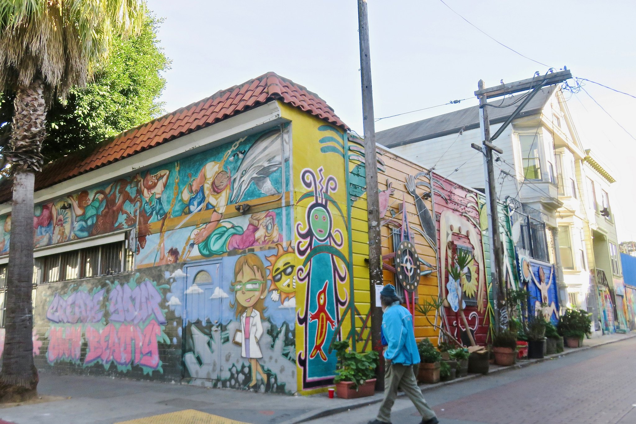Things to do in San Francisco - Mission District