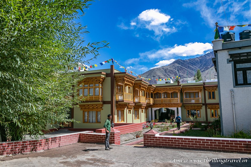 Alchi Monastery Guest House