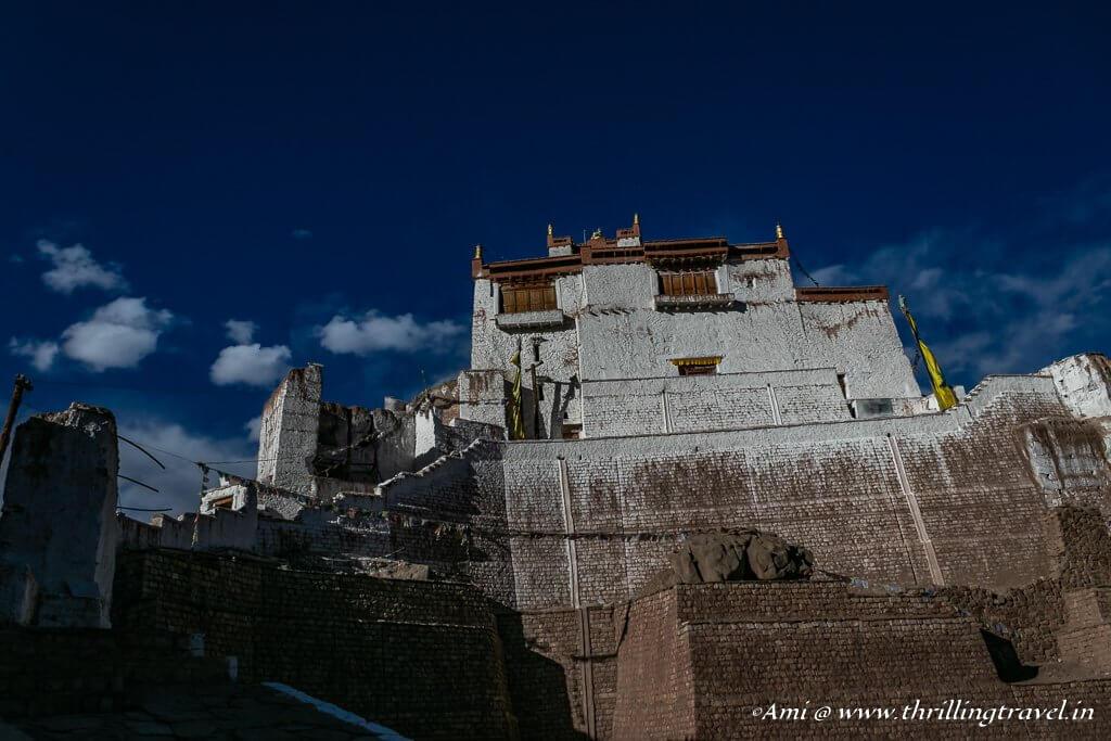 Chamba temple at Basgo Monastery