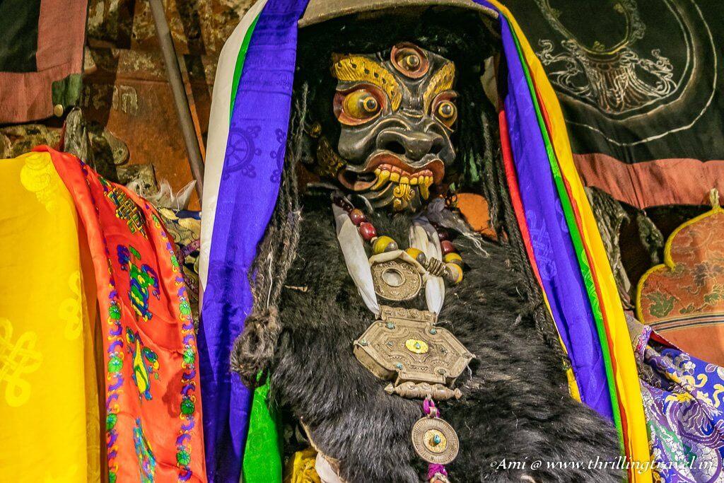 The Fierce Protector - Gyalpo of Hemis Monastery