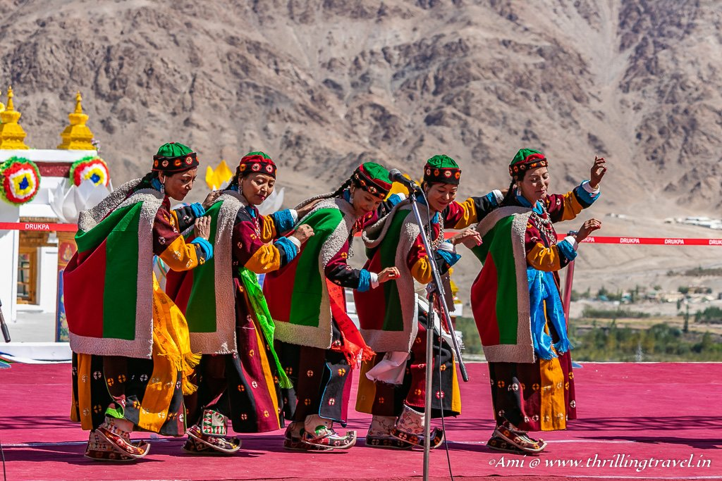Dances of Ladakh at Naropa Festival