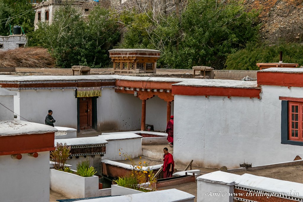 Other temples of Hemis Monastery