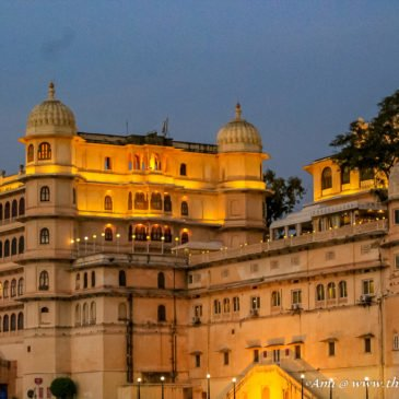 City Palace Udaipur – The gem of the Lake City