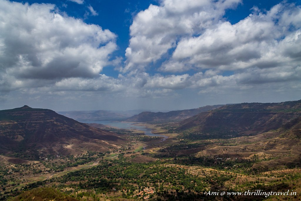 Mahabaleshwar Attractions - View from Kate's Point