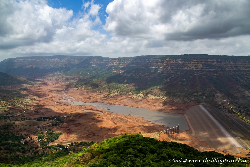 Mahabaleshwar View Point - Kate's Point