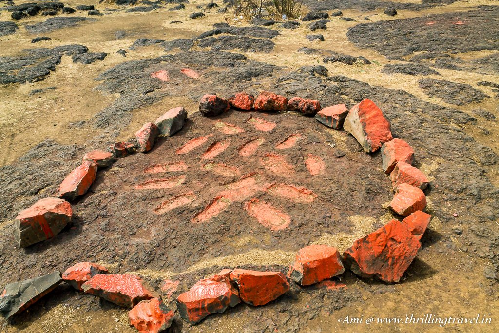 Pandavas Footprints in Panchagani tableland