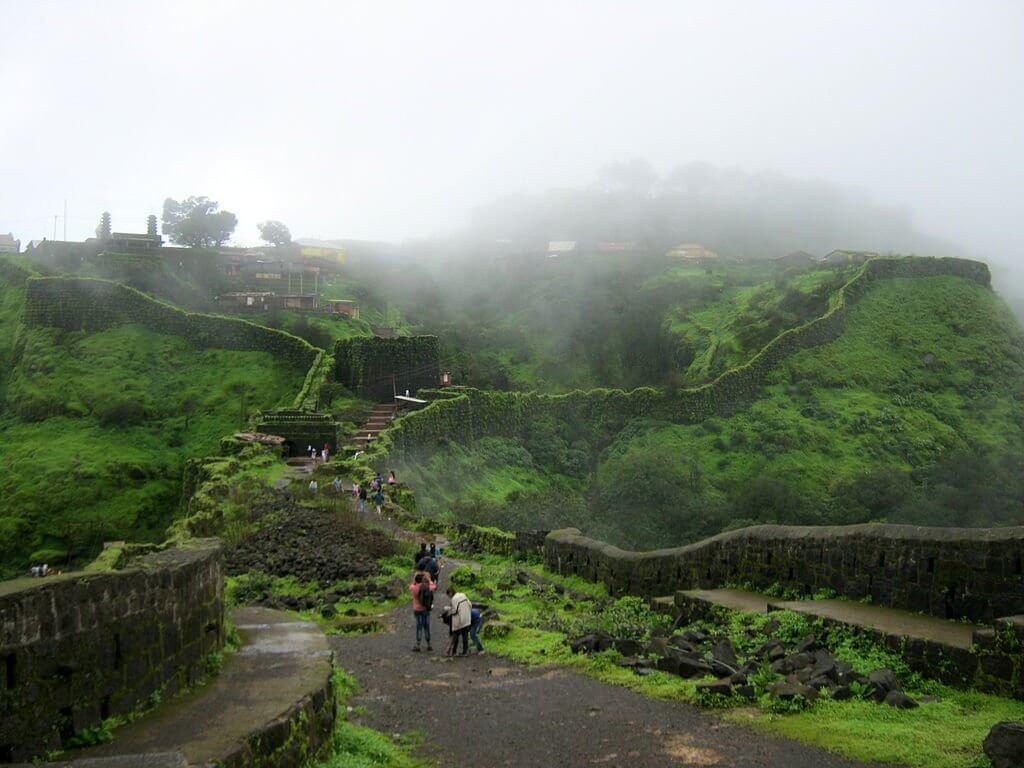 Pratapgad Fort in Mahabaleshwar