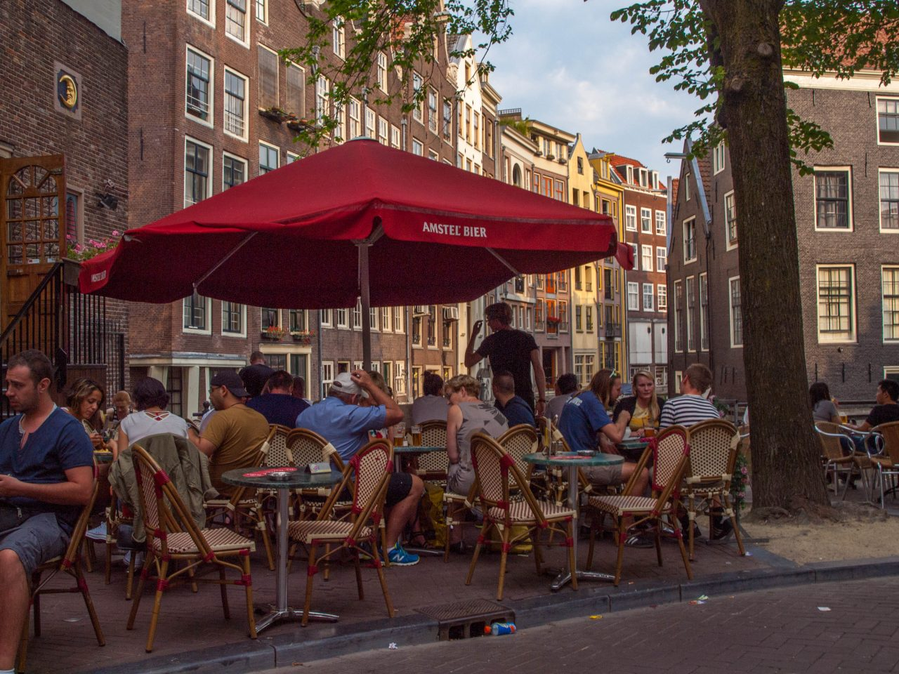 Things to do in Amsterdam - Try out some Street Cafes