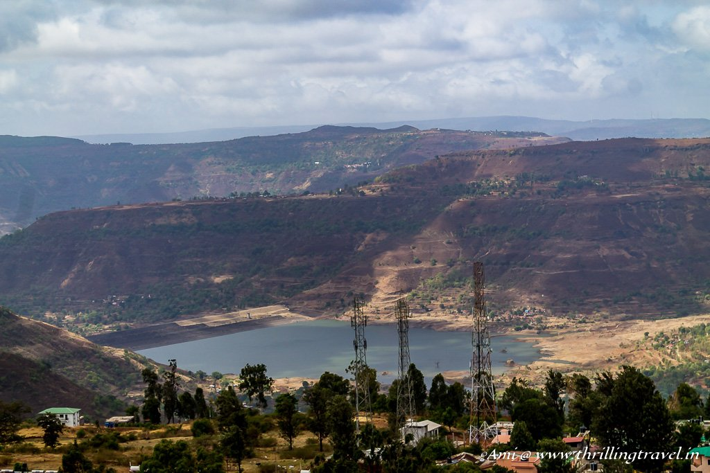 View from Tableland - Places to see in Panchgani