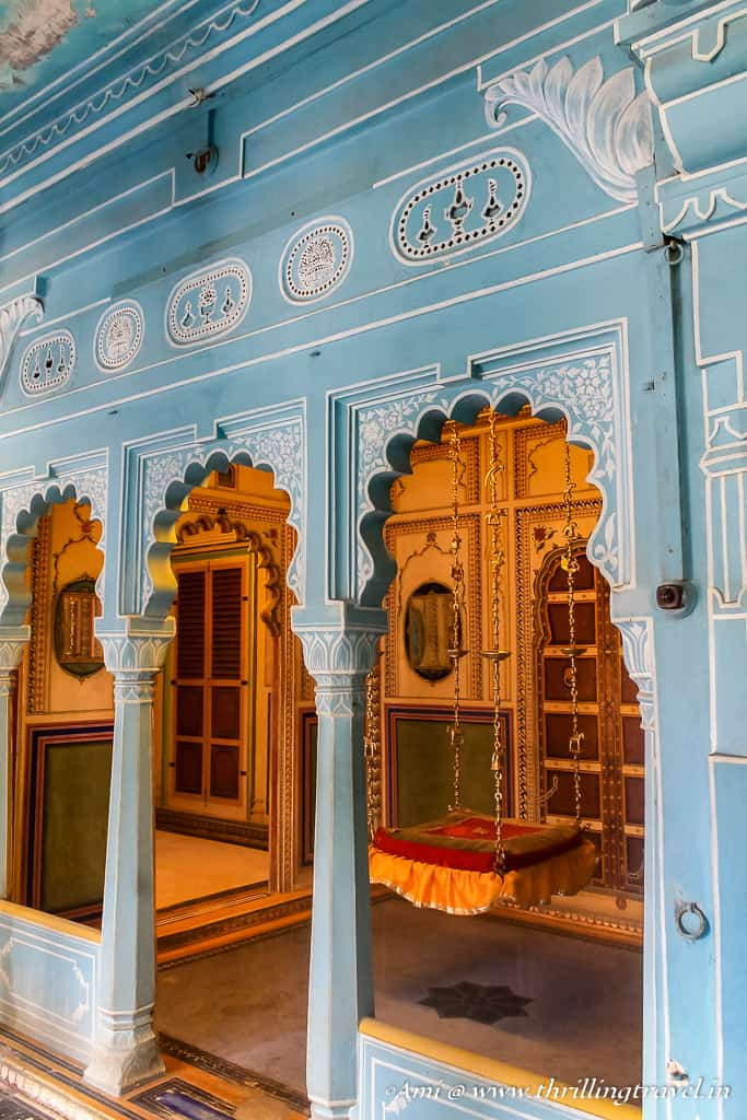 Zenana Mahal in Udaipur City Palace