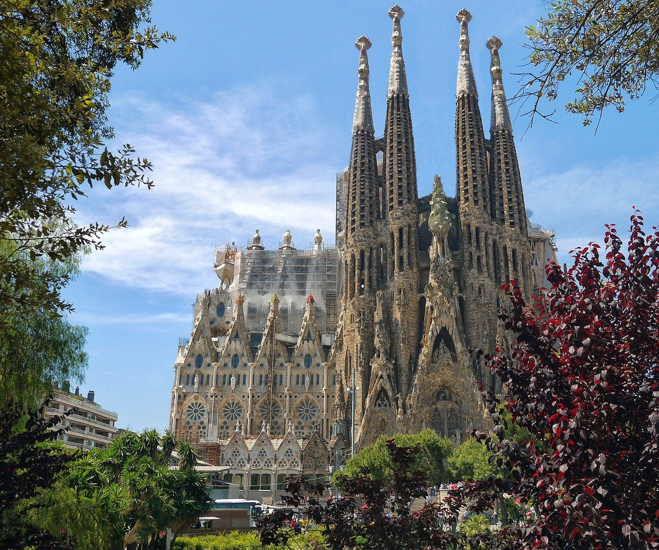Barcelona Attractions - Sagrada Familia