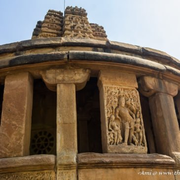 The ancient school of temple architecture – Aihole