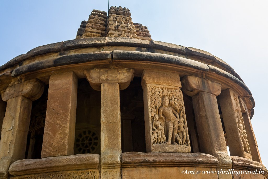 The ancient school of architecture - Aihole