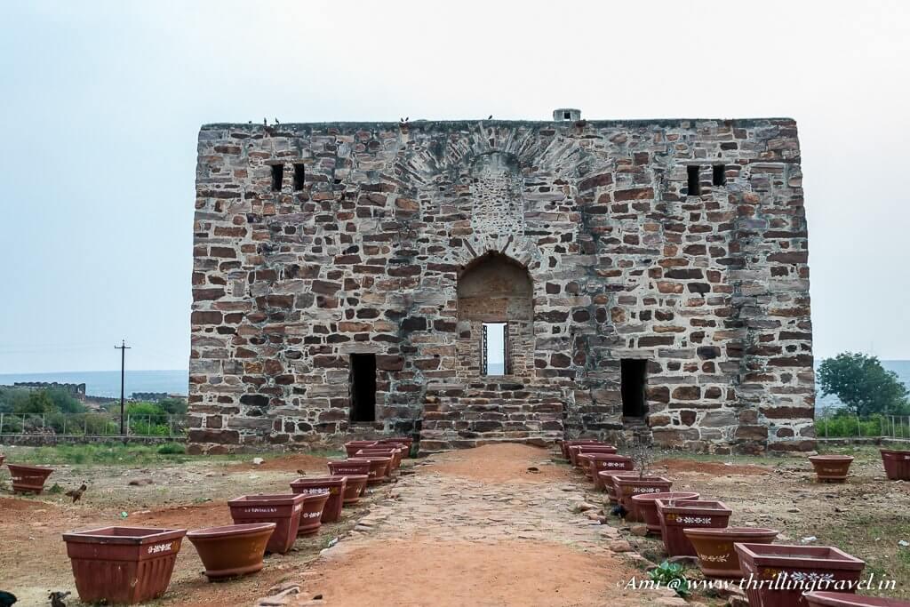 Gandikota Fort Jail