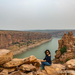 Finally made it ! Gandikota!