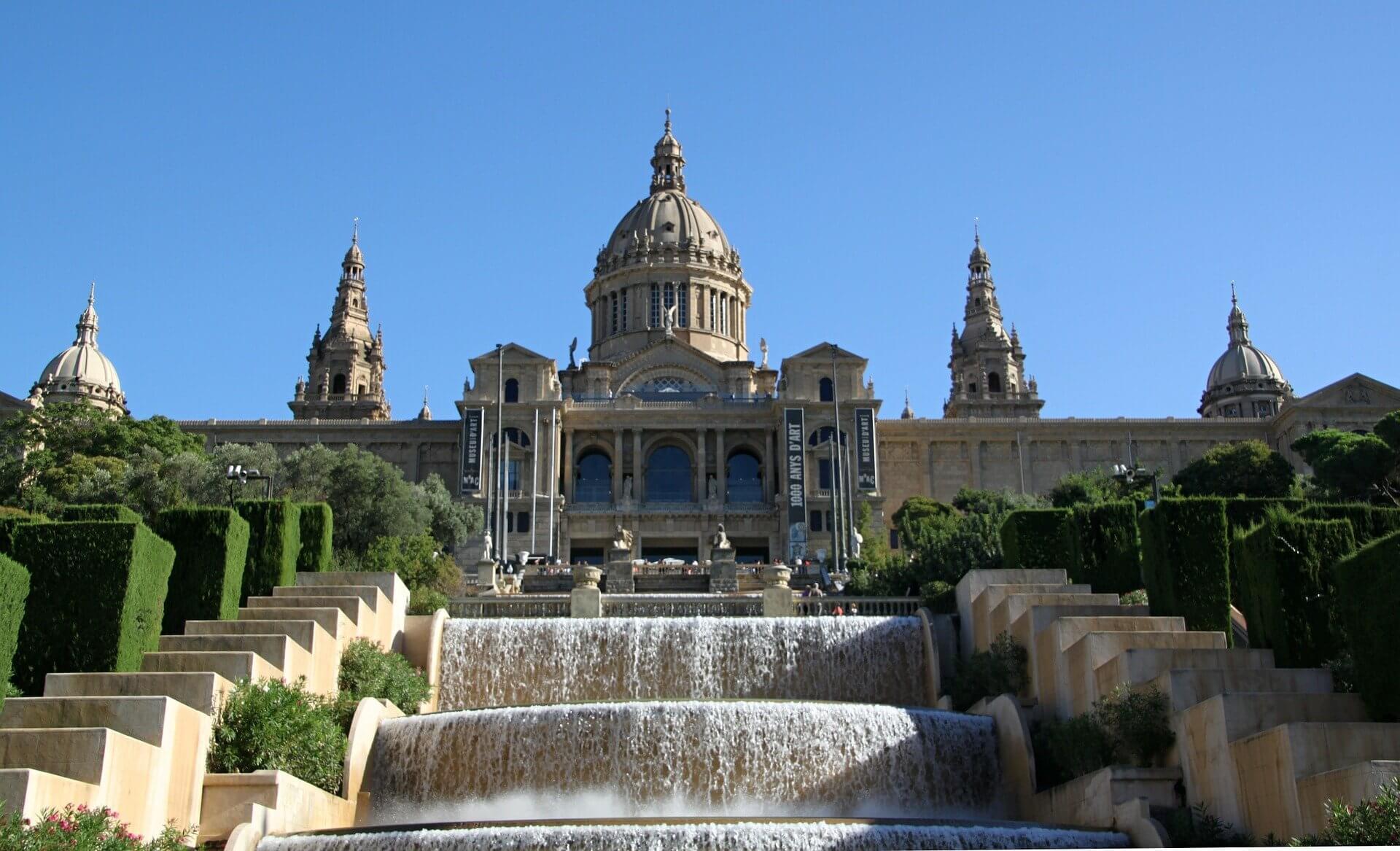 Museu Nacional d'Art de Catalunya – MNAC