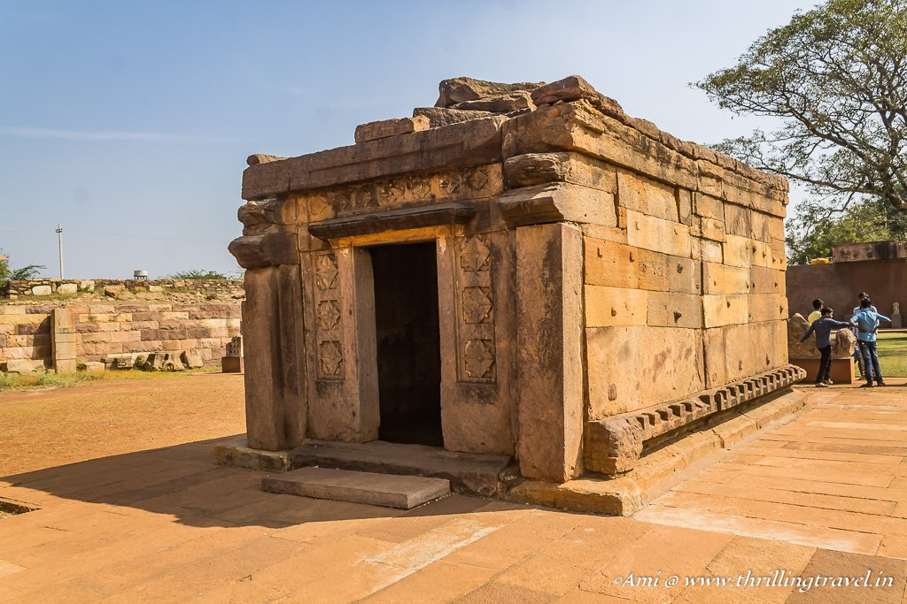 Nameless Temple in Durga Temple Complex