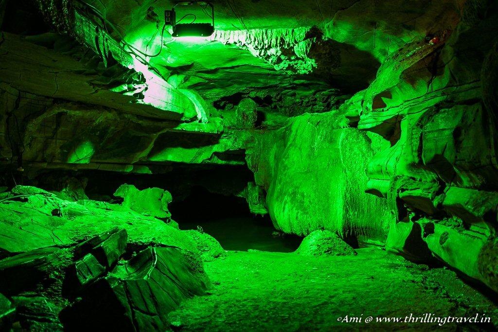Pataalaganga in Belum Caves
