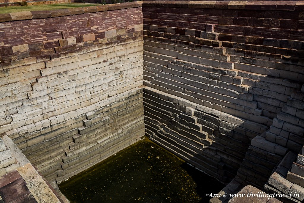 Stepwell of Jyotirlinga Temple Complex