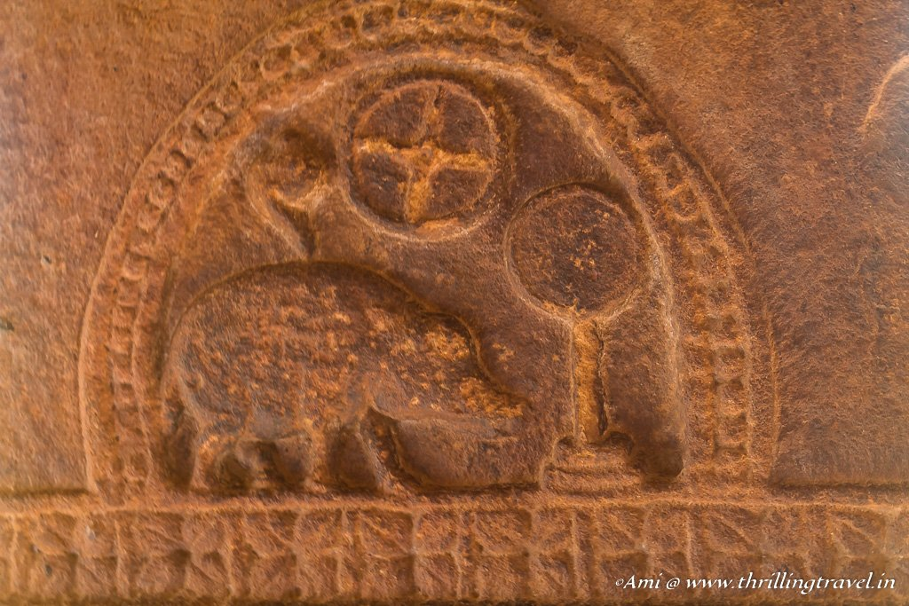 Varaha Symbol - sign of Chalukya