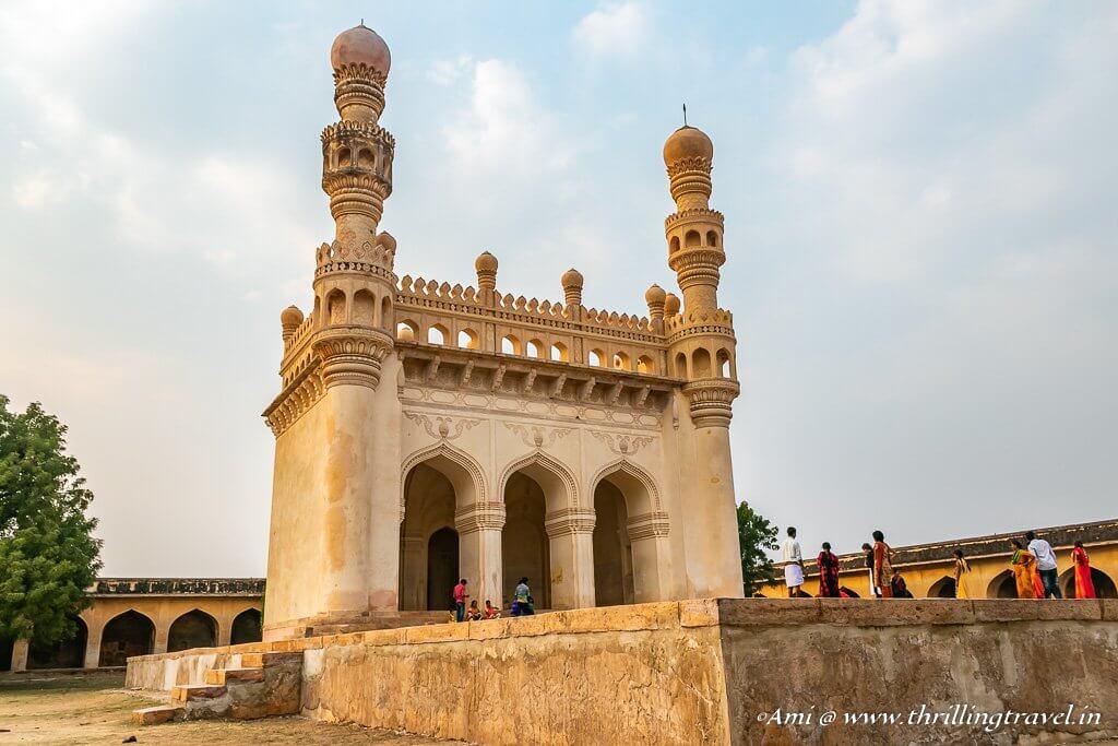 The main mosque within Jama Masjid, Gandikota