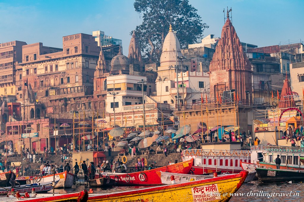 Dashashwamedh Ghat in Varanasi