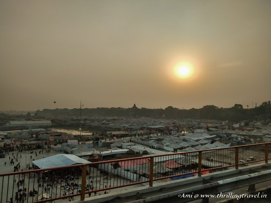 The Kumbh Mela 2019 at Prayagraj in Uttar Pradesh