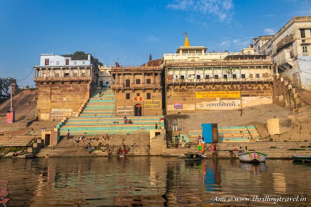 Janki Ghat, Varanasi