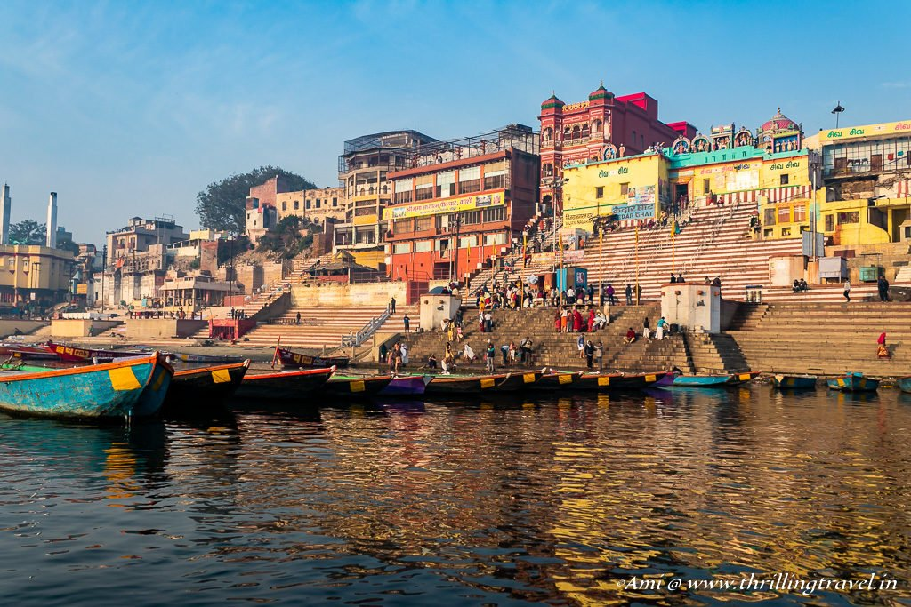 Kedar Ghat,Varanasi