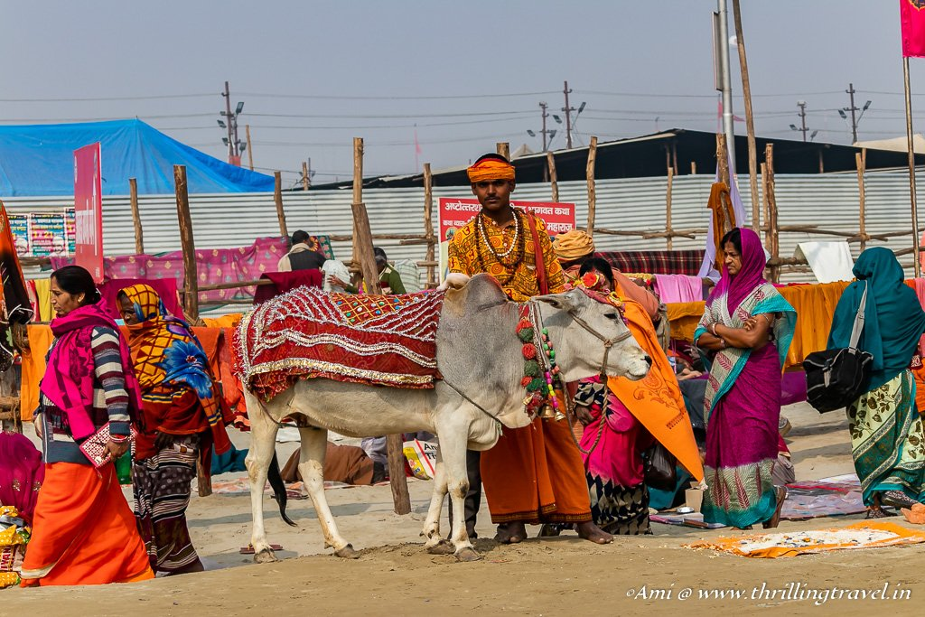 Kumbh Mela - a heritage that goes back to times immemorial.