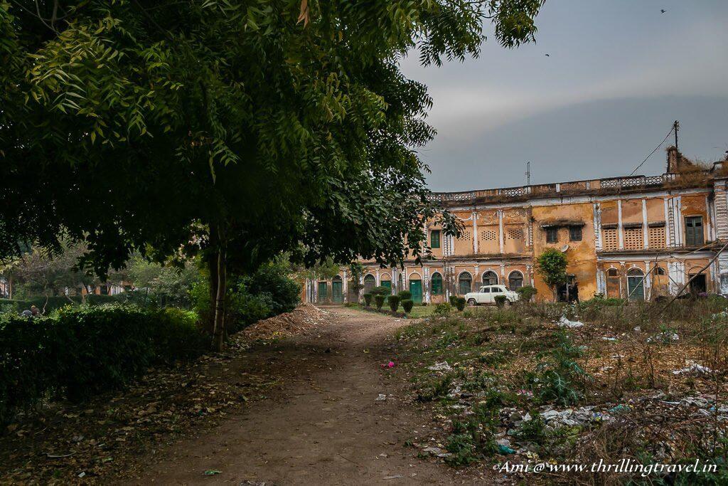 Chaulakhi Kothi - the house of the royal Barber