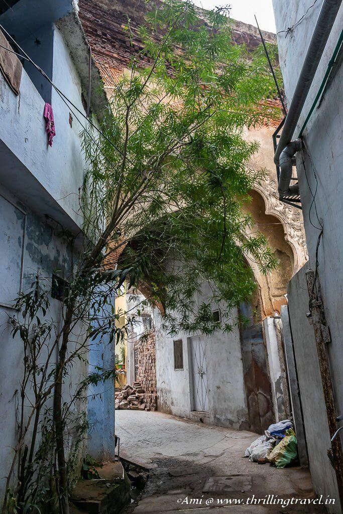 Gol Darwaza - Hidden Gate of Kaiserbagh