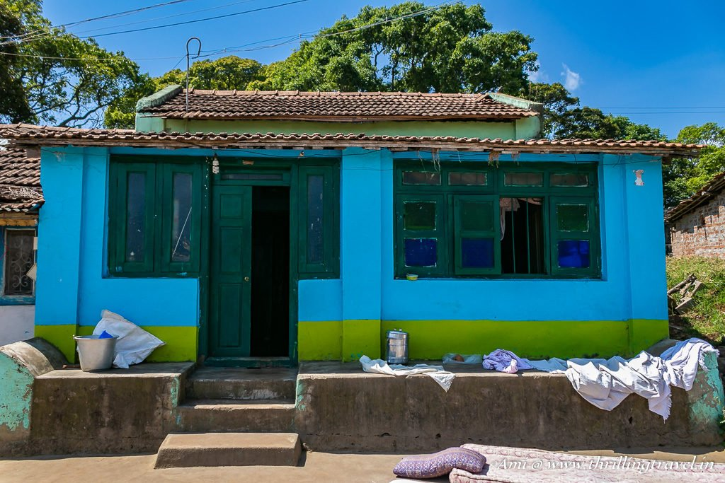 Kota Tribal home in Ooty
