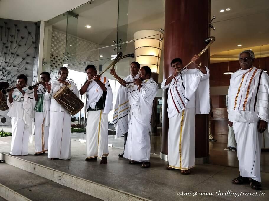 Kota Tribe Musicians