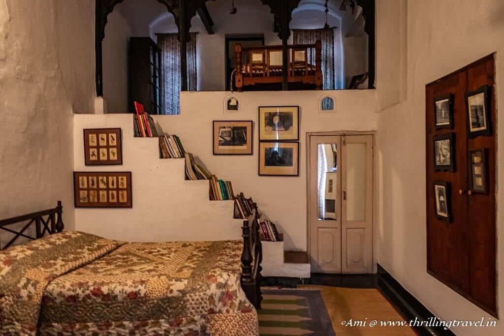 The Master Bedroom at Kotwara House