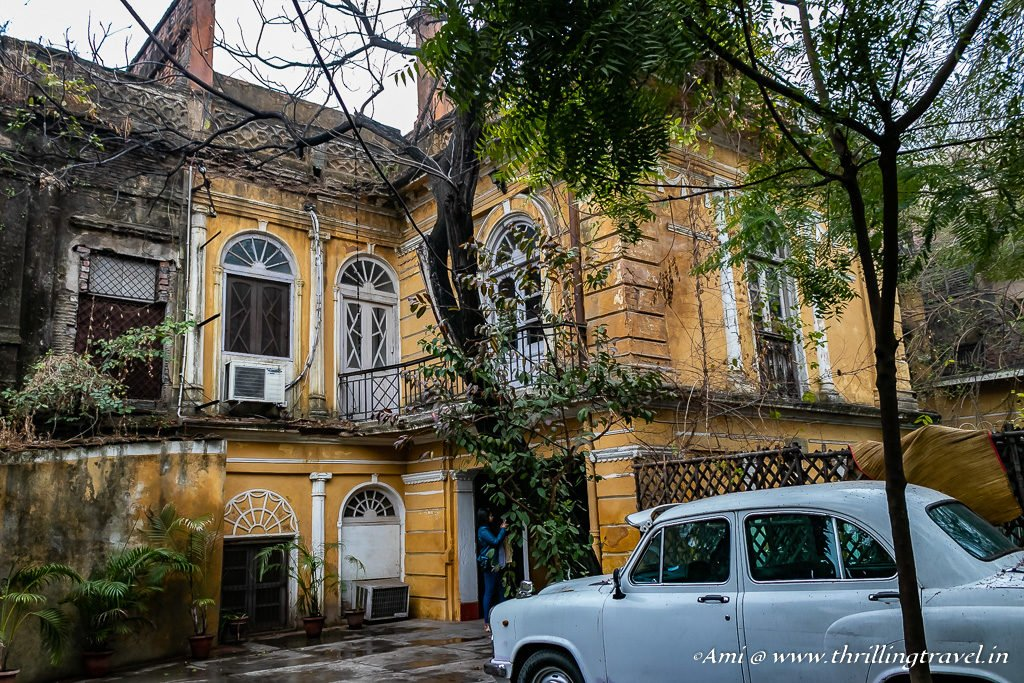 Kotwara House in Kaiserbagh