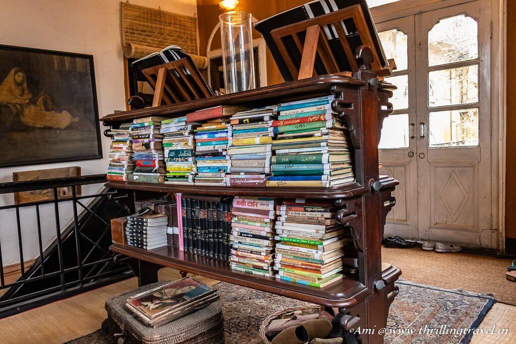 Library of Kotwara House