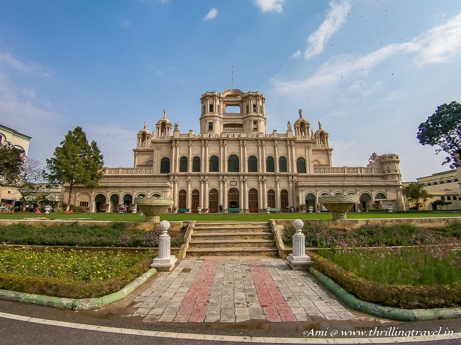 La Martiniere college - an offbeat Lucknow attraction