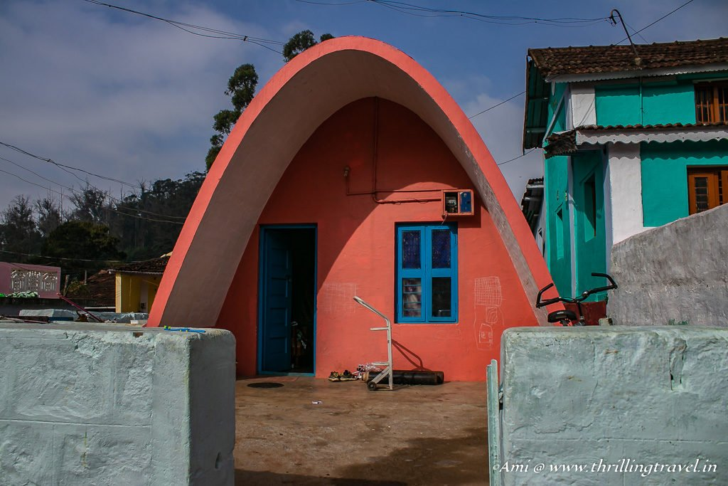 A little modernized but in essence a Toda Home in Ooty