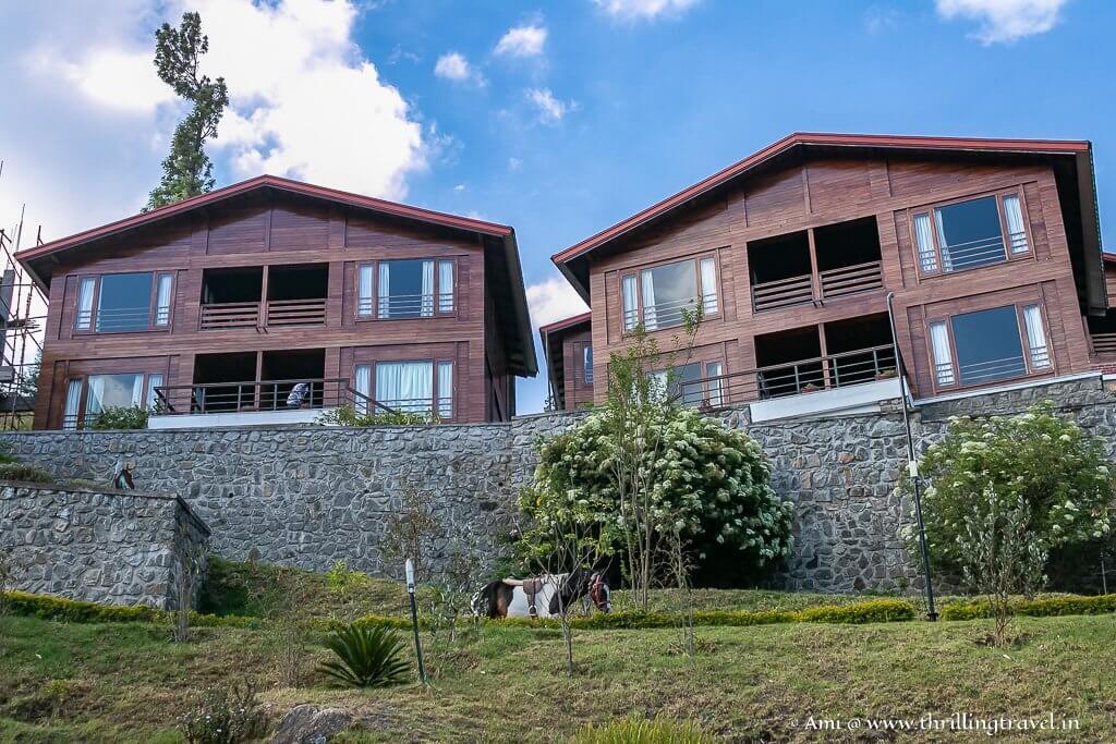 The GRT Property at Kodaikanal