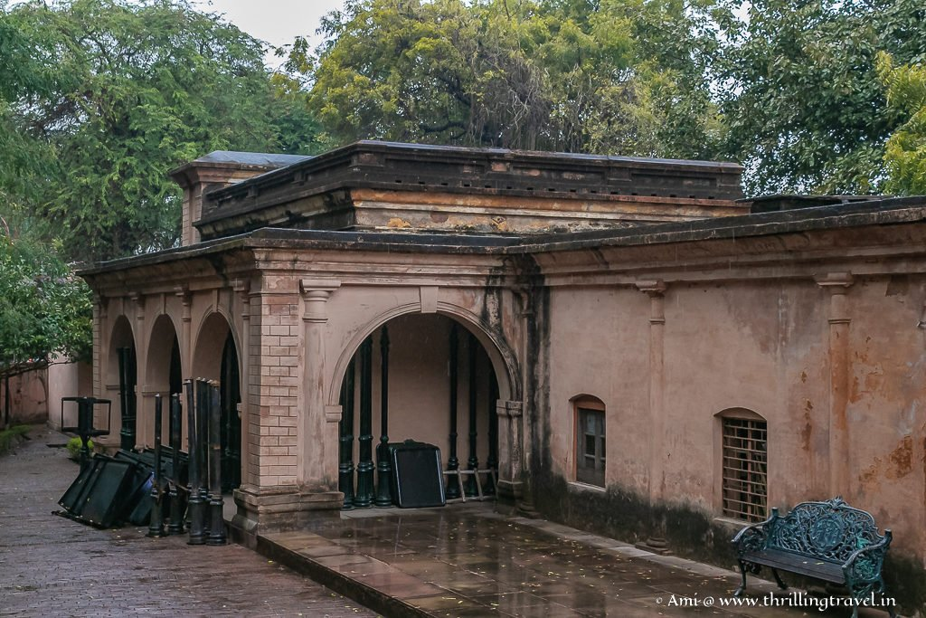 Places to visit in Lucknow - General Wali Kothi