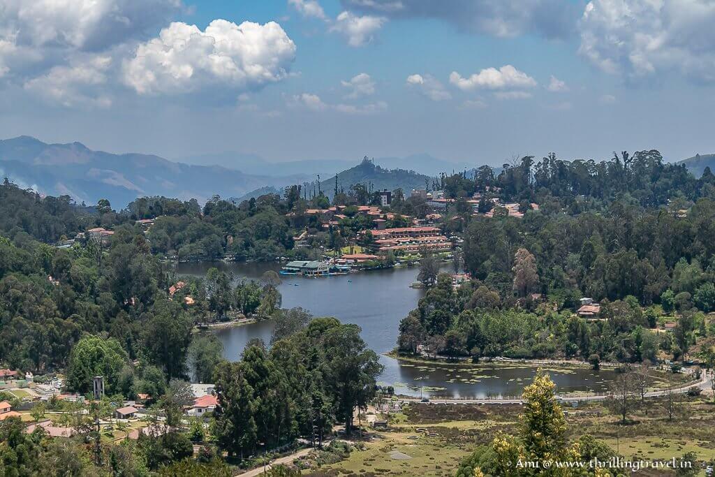 Kodaikanal Lake - one of the Kodaikanal tourist places