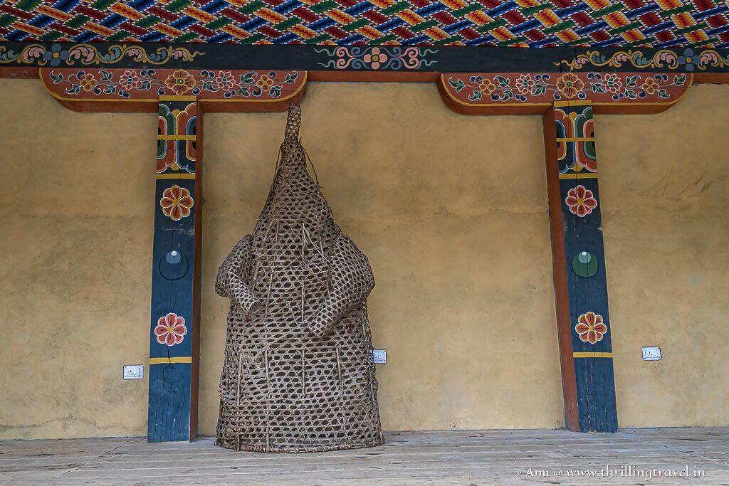 Art around the temple