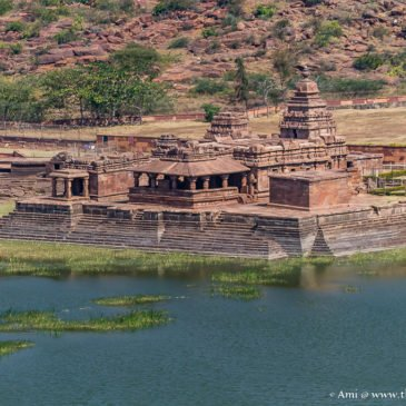 The hidden trail of the Bhutanatha Group of Temples in Badami