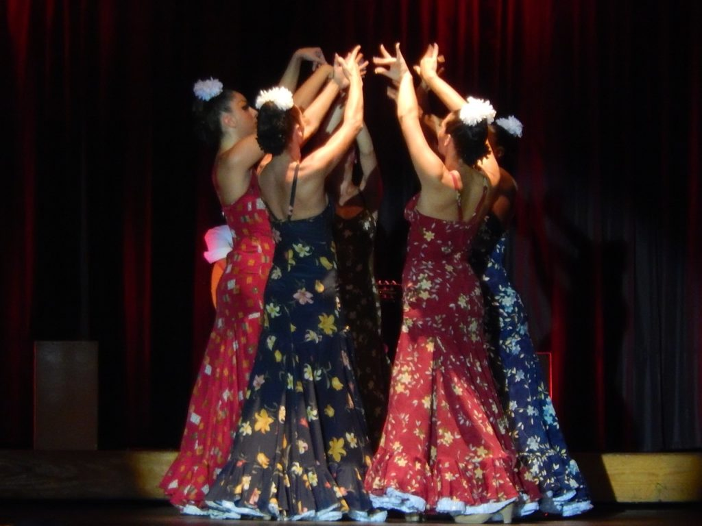 Flamenco dances in Granada
