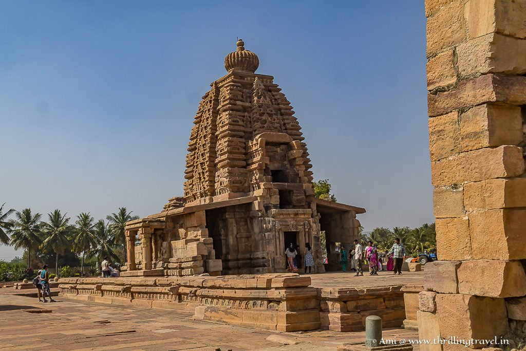 Galaganatha Temples - one of the group of monuments at Pattadakal