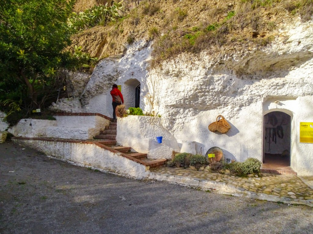 Gypsy Caves of Sacromonte in Granada